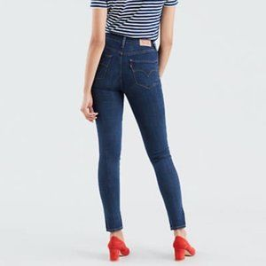 Levi's 721 High Rise Skinny Jeans 25
